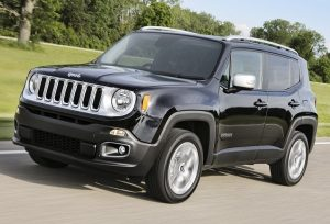 2017 Jeep® Renegade Limited